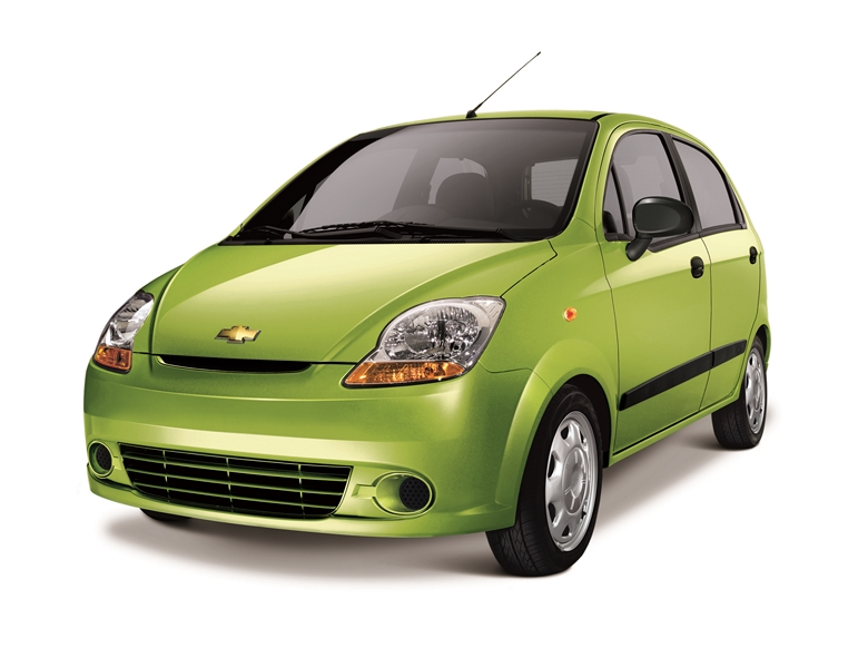 Spark Safe Fuel Efficient City Car Chevrolet Sa Autos Post