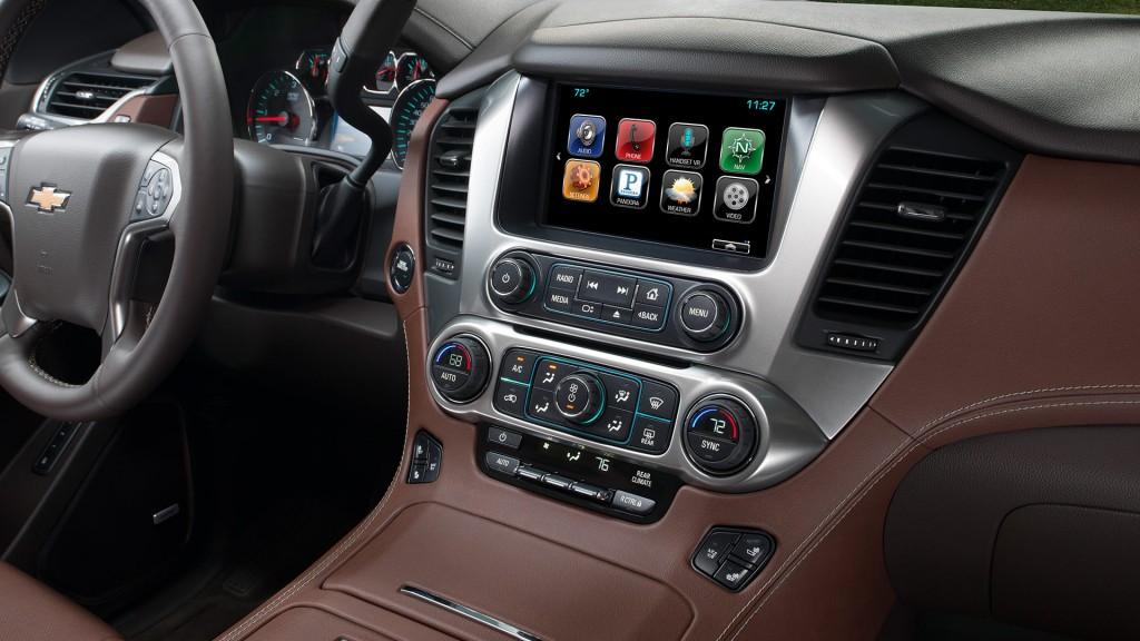 Chevrolet Tahoe 2015 Amazing Ideas