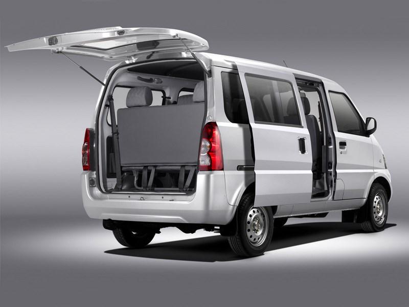 Chevrolet Haiti  U2013 Chevrolet Van N300
