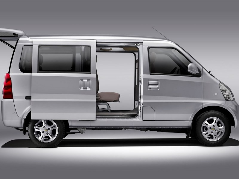 Chevrolet Haiti – Chevrolet Van N300